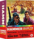 Hammer Volume Five: Death & Deceit  (Limited Edition) [Blu-ray] [2020]