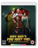 Why Don't You Just Die? [Blu-ray]