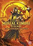 Mortal Kombat Legends: Scorpion's Revenge (DVD) [2020]
