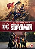 The Death and Return of Superman [DVD] [2020]