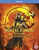 Mortal Kombat Legends: Scorpion's Revenge (Blu-Ray) [2020] [Region Free]