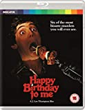 Happy Birthday to Me (Standard Edition) [Blu-ray] [2020] [Region Free]