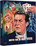 The Man with the X-ray Eyes (Limited Edition) [Blu-ray]