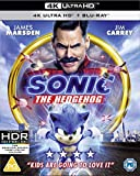 Sonic The Hedgehog (4K + Blu-ray) [2020] [Region Free]