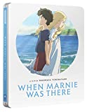 When Marnie Was There Steelbook [Blu-ray] [2020]