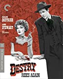 Destry Rides Again (1939) (Criterion Collection) UK Only [Blu-ray] [2020]
