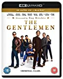 The Gentlemen UHD [Blu-ray] [2020]