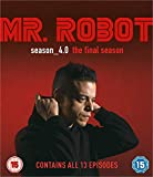 Mr Robot Season 4 (Blu-ray) [2020] [Region Free]
