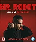 Mr Robot Season 4 (Blu-ray) [2020] [Region Free]