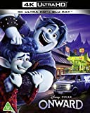 Disney & Pixar's Onward 4K UHD [Blu-ray] [2020] [Region Free]
