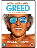 Greed (UK) [DVD] [2020]