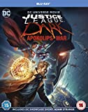 Justice League Dark: Apokalips War [Blu-ray] [2019] [Region Free]