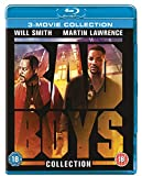 Bad Boys Triple Pack [Blu-ray] [2020] [Region Free]