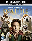 Dolittle (4K UHD + Blu-ray) [2020] [Region Free]