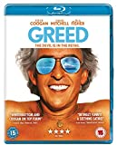 Greed (UK) [Blu-ray] [2020] [Region Free]