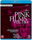 Pink Films Vol 3 & 4 - Abnormal Family / Blue Film Woman (Dual Format) [Blu-ray]