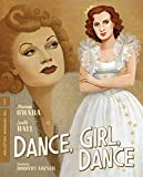 Dance, Girl, Dance (1940) (Criterion Collection) UK Only [Blu-ray] [2020]