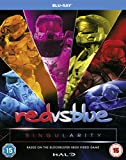 Red Vs Blue Singularity [Blu-ray] [2020] [Region Free]