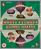 Monty Python's Flying Circus: The Complete Series 4 [DIGIPAK BD] [Blu-ray] REGION FREE