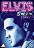 Elvis 5 Movies Collection [DVD] [2020]