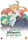 Miss Kobayashi s Dragon Maid: The Complete Series - DVD