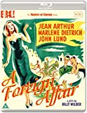 A Foreign Affair (Masters of Cinema) Blu-ray