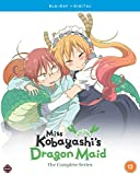 Miss Kobayashi s Dragon Maid: The Complete Series - Blu-ray + Free Digital Copy