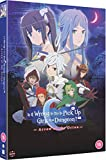 Is It Wrong to Try to Pick Up Girls in a Dungeon?: Arrow of the Orion - Blu-ray