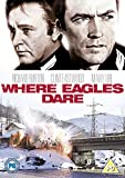 Where Eagles Dare [DVD] [2020]