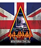 Hysteria At The O2 [Blu-Ray Includes 2CD's] [Region A & B & C]