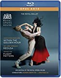 Within The Golden Hour [Beatriz Stix-Brunell; Francesca Hayward; Sarah Lamb; Royal Opera House; Jonathan Lo; Andrew Griffiths] [Opus Arte: OABD7265D] [Blu-ray]