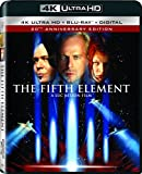 Fifth elemant - Bluray Import region A [Blu-ray]