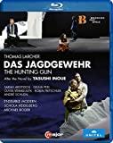Larcher: The Hunting Gun [Robin Tritschler; Andrè Schuen; Sarah Aristidou; Giulia Peri; Michael Boder] [C Major Entertainment: 754304] [Blu-ray]