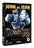 WWE: WrestleMania 18 [DVD]