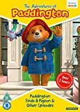 The Adventures Of Paddington - Paddington Finds A Pigeon & Other Episodes [DVD] [2020]