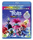 Trolls World Tour (2D +3D Blu-ray) [2020] [Region Free]