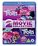Trolls & Trolls World Tour Double Pack (2D +3D Blu-ray) [2020] [Region Free]