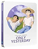 Only Yesterday Steelbook [Blu-ray] [2020]