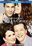 Will & Grace (The Revival): Season 3 (DVD) [2020]