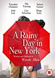 A Rainy Day in New York [DVD]