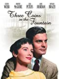 Three Coins in the Fountain [Dual Format] [Blu-ray]
