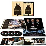 Goodfellas: 30th Anniversary Collector's Edition [Blu-ray] [1990] [Region Free]