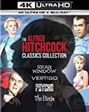 The Alfred Hitchcock Classics Collection (4K UHD) [Blu-ray] [2020] [Region Free]