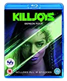 Killjoys Season 4 (Blu-ray) [2018] [Region Free]