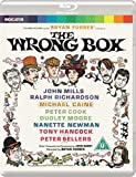 The Wrong Box (Standard Edition) [Blu-ray] [2020] [Region Free]