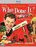 Who Done It? [Blu-ray]