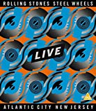 The Rolling Stones: Steel Wheels Live: Atlantic City, New Jersey [Blu-ray]