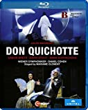 Massenet: Don Quichotte [Gábor Bretz; David Stout; Anna Goryachova; Daniel Cohen] [C Major Entertainment: 754104] [Blu-ray]