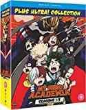 My Hero Academia: Collection Box Seasons 1-3 [Blu-ray]