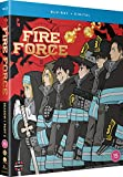 Fire Force Season 1 Part 2 (Episodes 13-24) [Blu-ray]